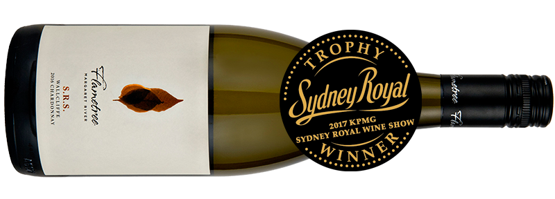 Golden run for Flametree Wines 2016 SRS Chardonnay